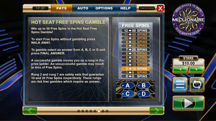 Wer Wird Millionär Online Casino