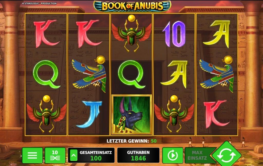 Book Of Anubis Vorschau