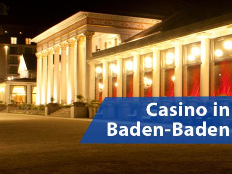 Spielcasino Baden Baden Eintrittspreise