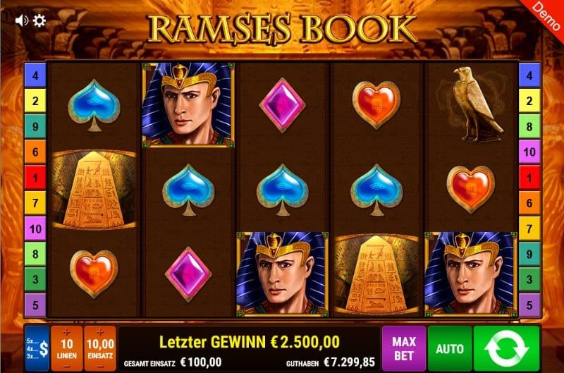 Ramses Book Vorschau