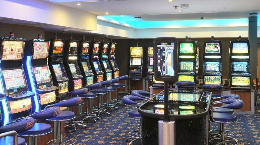 Spielbank Bad Neuenahr Automaten