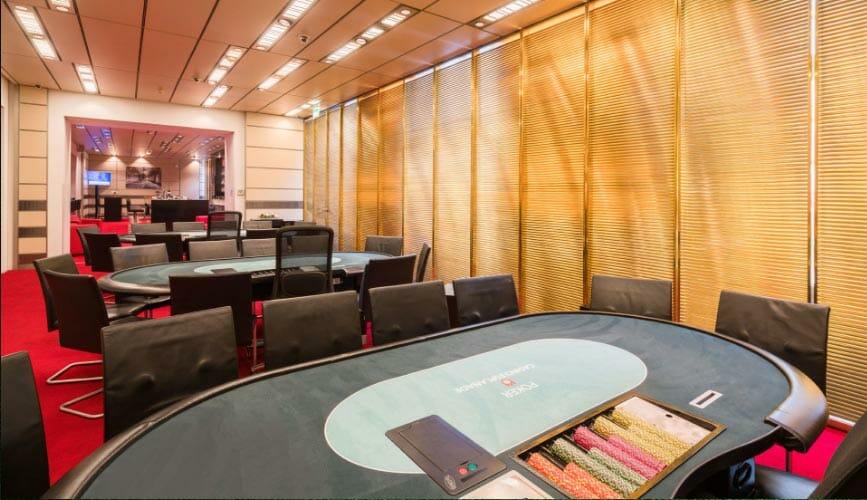 Spielbank Esplanade Texas Holdem