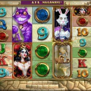 White Rabbit Spielautomat
