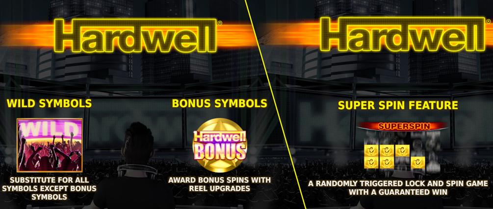Hardwell Bonus
