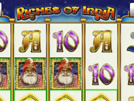 Riches Of India Logo