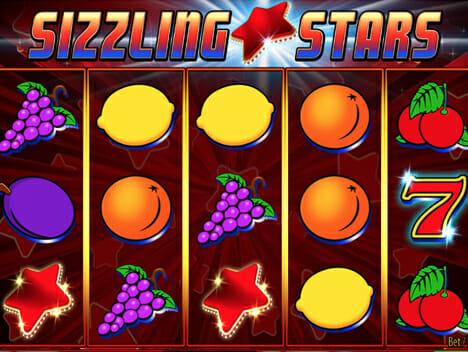 Sizzling Stars Logo