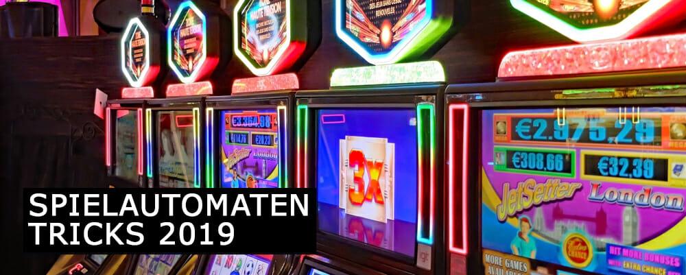 Tricks FГјr Spielhallen Automaten