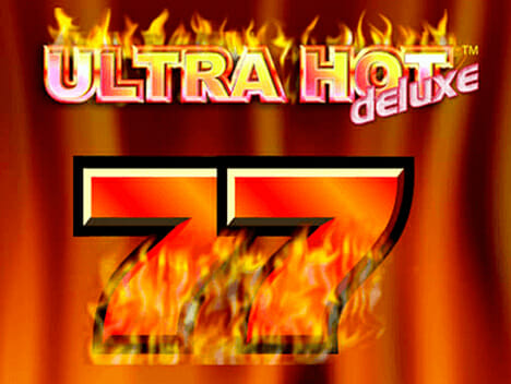 Ultra Hot Deluxe Logo