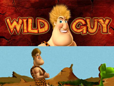 Wild Guy Logo