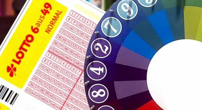 Gleucksrad Lotto Auszahlungen