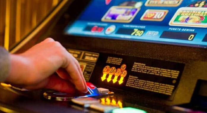 Manipulation Der Spielautomaten