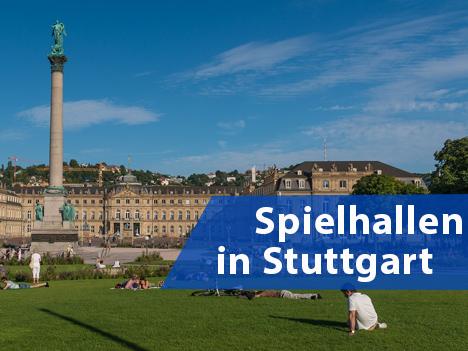 Spielhallen In Stuttgart