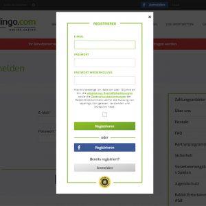 Lapalingo Casino Registrieren