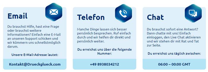 drueckglueck kontakt