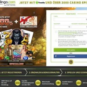 Lapalingo Casino Startseite