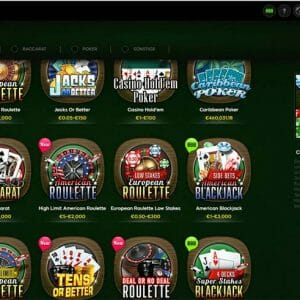 888 Casino Vorschau Klassiker