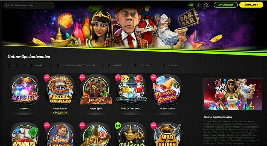 Casino 888 Net Gratis