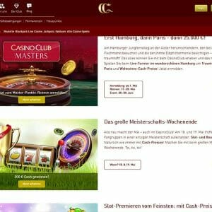 Casino Club Promos