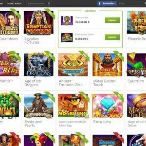 Lapalingo Casino Spiele