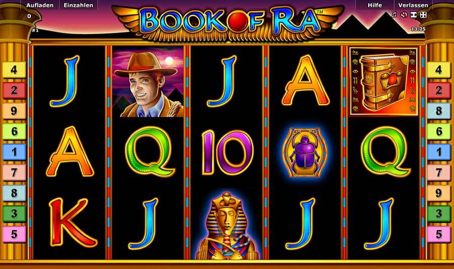 Novoline Games Book Of Ra