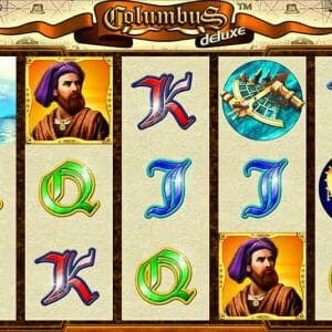 Novoline Columbus Deluxe Spielautomat