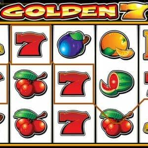 Novoline Golden 7 Spielautomat