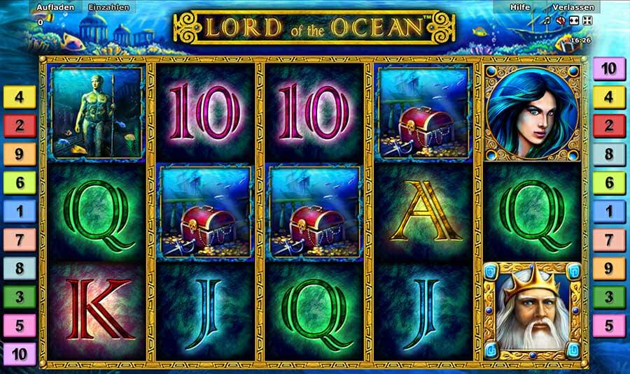 Novoline Kostenlos Lord Of The Ocean
