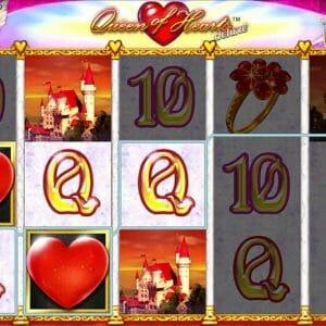 Novoline Queen Of Hearts Deluxe Spielautomat