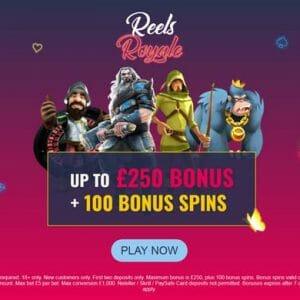 Reels Royale Vorschau Bonus