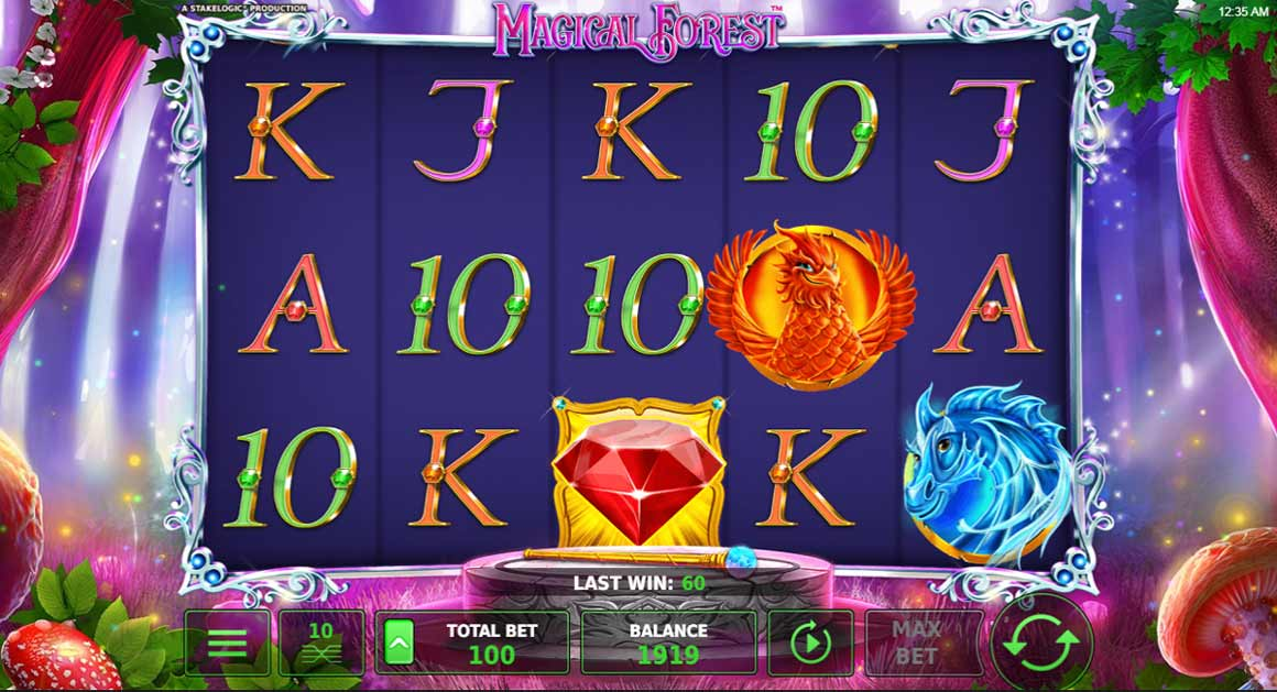 Spiele Magical Grove - Video Slots Online