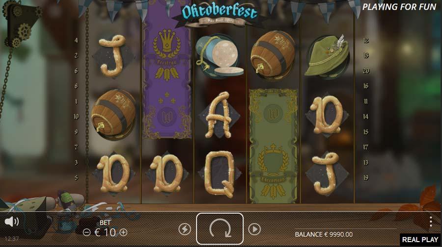 Amaya Oktoberfest Vorschau Slot