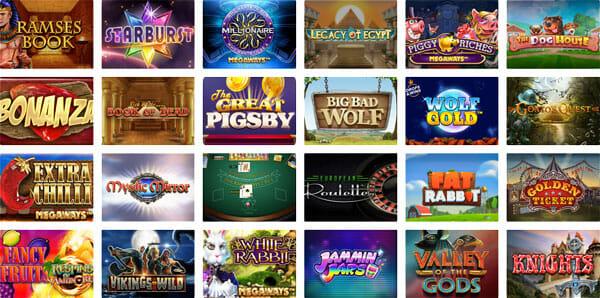 MyBet Spiele